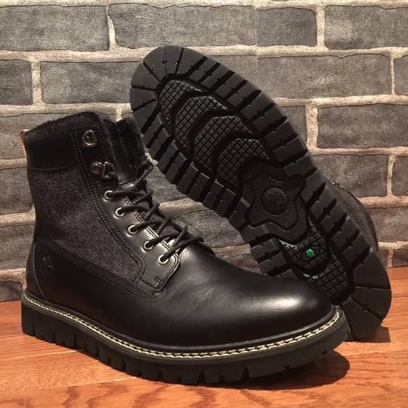 NXTwool™ 6 Inch Premium Boot for Men in Black   Timberland